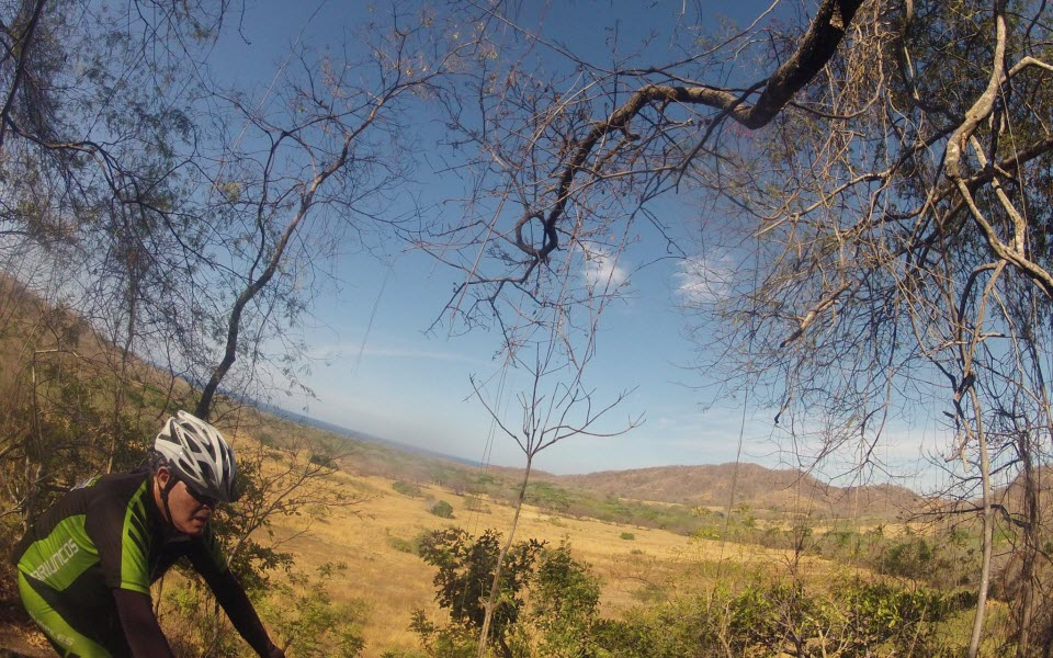 Mountain Biking Tour at Playa Grande Costa Rica