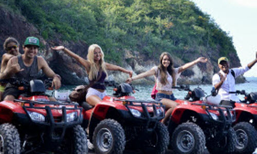 ATV Rides in Playa Grande Costa Rica
