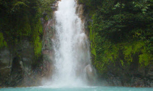 Celeste River Tour in Costa Rica Tour