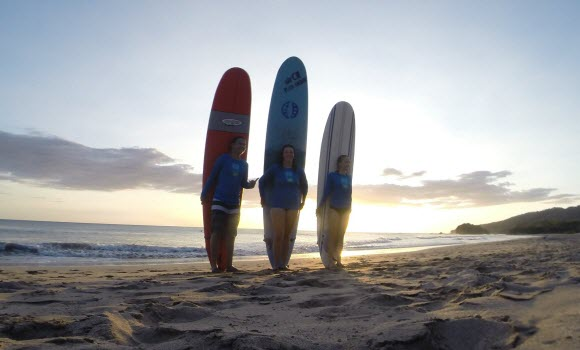 Surf Camps Packages in Playa Grande Costa Rica